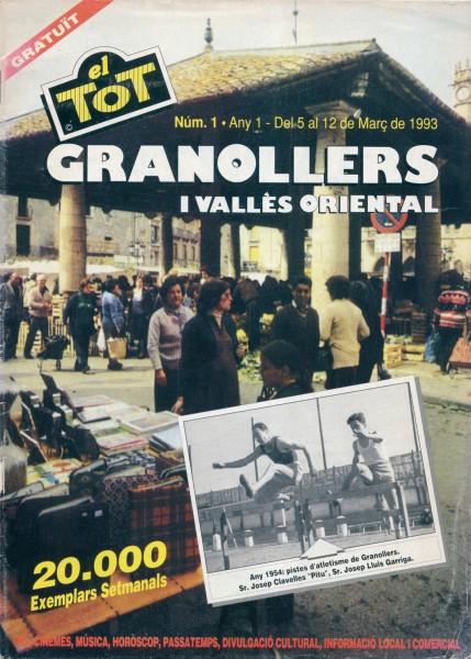 La Revista El Tot Granollers Llega A Su 1000 Edici N Igrafic